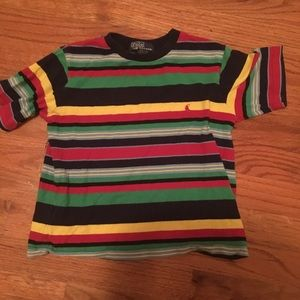 Striped Tee by Polo
